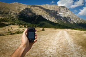 Trekking Gps Outdoor Orientering